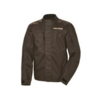 Mens Riding Jacket - Coffee by Polaris®