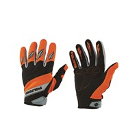 Off-Road Riding Glove - Orange