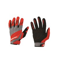 Off-Road Riding Glove - Red