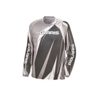 Off-Road Riding Jersey - Gray