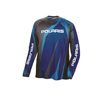 Off-Road Riding Jersey - Blue