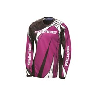 Off-Road Riding Jersey - Pink by Polaris®