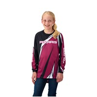 Youth Off-Road Riding Jersey - Pink