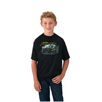 Youth Graphic T-Shirt with RZR® Logo