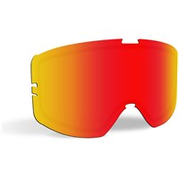 Kingpin 509® Dirt Replacement Lens - Fire