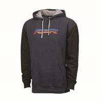 Men's RZR® Logo Hoodie - Navy Heather