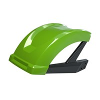265 mm. Rear Fender - Envy Green
