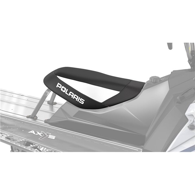 Mountain Premium Seat - Black/Silver