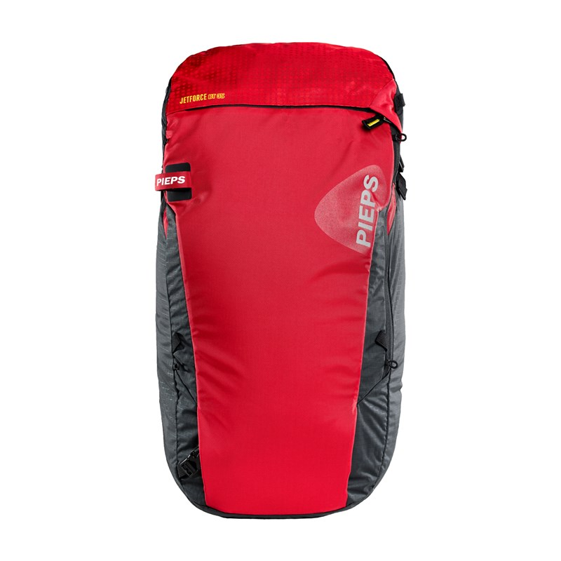 PIEPS Jet Force BT 25L Booster – Red