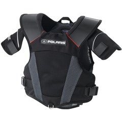 Youth TEK Vest with Adjustable Straps, Black