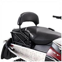 IQ Snowmobile 2-UP Touring Kit - Black