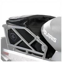 IQ Snowmobile Cargo Rack Bag - Black