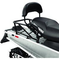 IQ Snowmobile 2-UP Seat Passenger Grip Heater Kit - Black