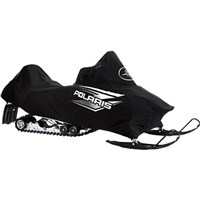 INDY® Adventure X2 Snowmobile Cover - Black