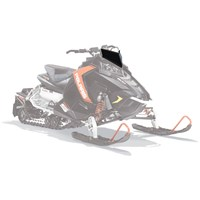 AXYS® Snowmobile Low Windshield - Black