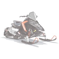 AXYS Snowmobile Mid Windshield
