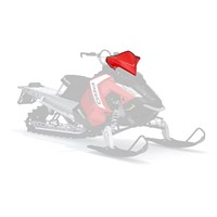 AXYS® Mountain Mid Windshield- Red