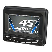 4.3 in. In-Dash Digital Display 2.0 with Wireless Bluetooth®, Black