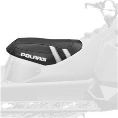 Mountain Premium Seat - Black/White