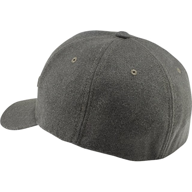 Throwback Cap (L/XL) - Gray