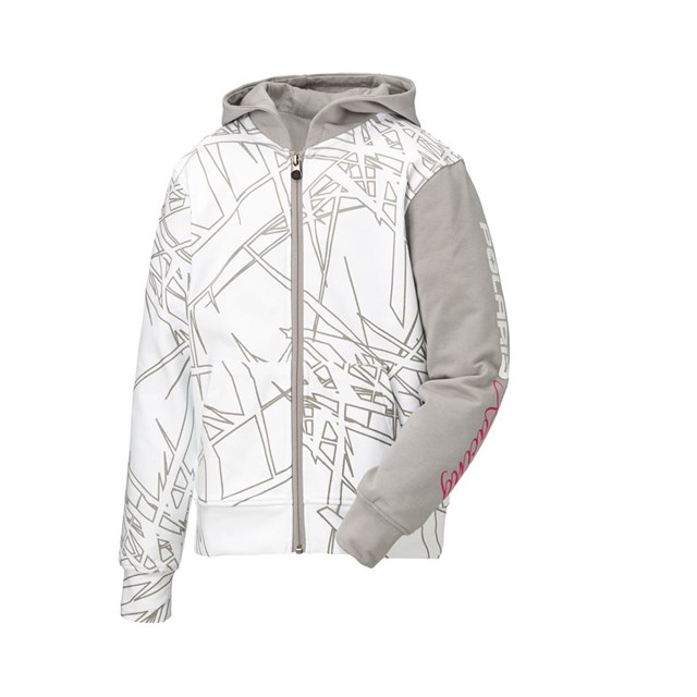 Youth Cracked Race Hoodie
