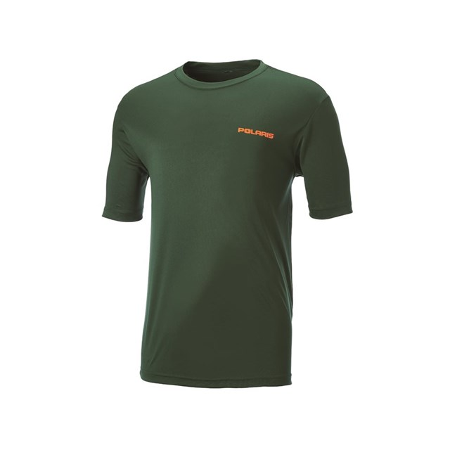 Men's Classic Sport Tee - Forest Green