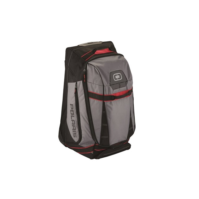 OGIO® Big Mouth Rolling Gear Bag with Extra-Large Compartment, Black/Gray