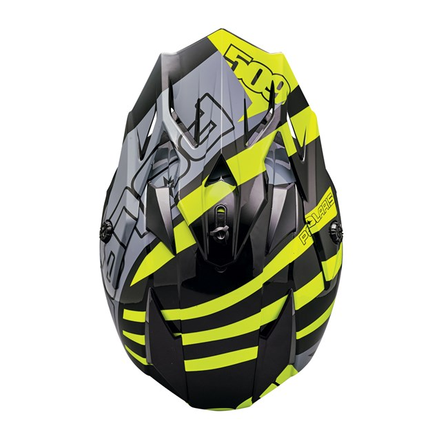 509® For Polaris® Altitude Helmet - Lime