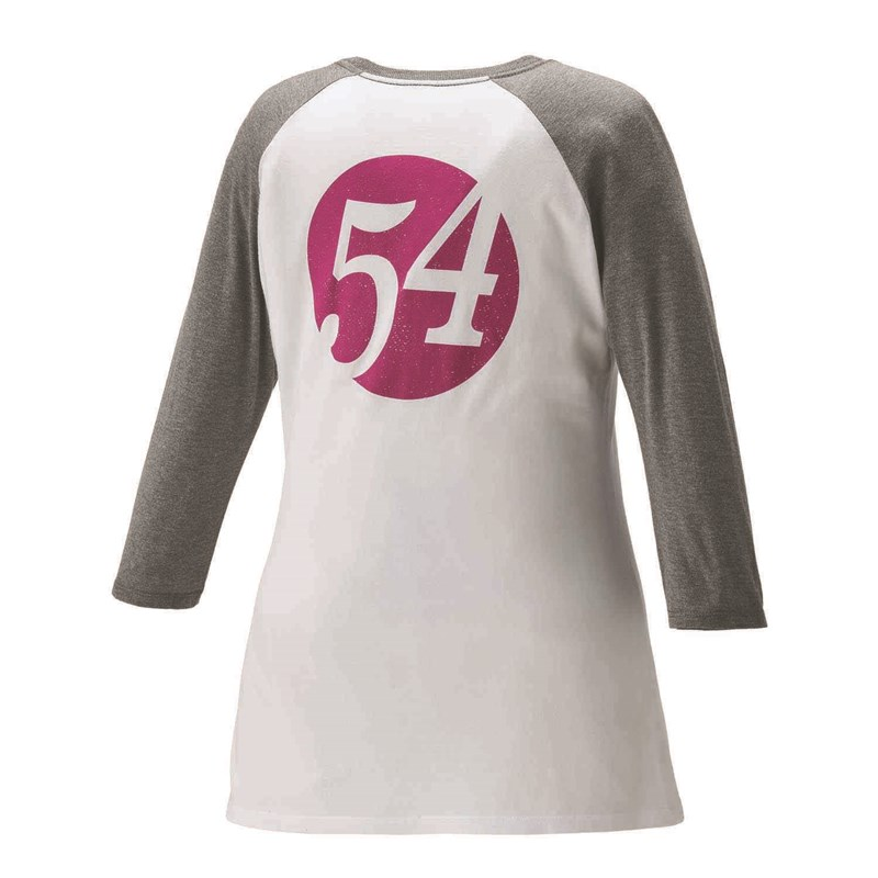 Women's 3/4 Sleeve Graphic T-Shirt with Polaris® Logo