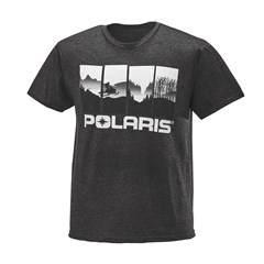Men's 4-Scene Graphic T-Shirt with Polaris® Logo