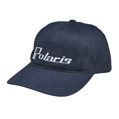 Men's Flexfit Hat with Retro White Polaris® Logo