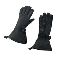 Women's Captivate Waterproof Glove with Breathable Insert, Black