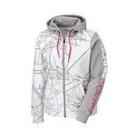 Womens Cracked Race Hoodie