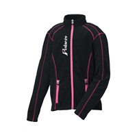 Youth Full Zip Ice Fleece - Black
