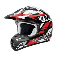 Tenacity Helmet- Red Gloss