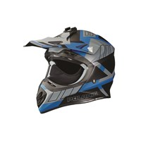 Torque Helmet - Blue Matte by Polaris®