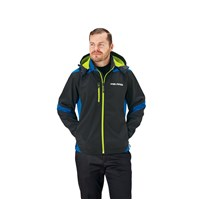 Men's Softshell Jacket - Blue