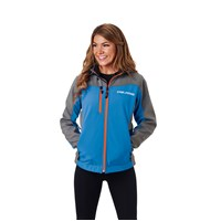 Women's Softshell Jacket - Blue