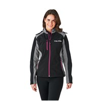 Women's Softshell Jacket - Black