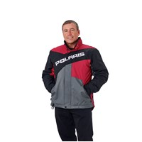Men's Drifter Jacket - Red