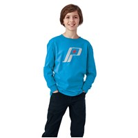 Youth Long-Sleeve Retro Graphic Shirt with Polaris® Logo