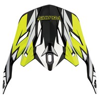 Tenacity Replacement Visor - Lime