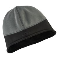 Mesh Stretch Beanie - Charcoal