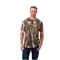 Men's Short-Sleeve Camo Tee with Polaris® Logo