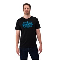 Men's Manufacturing Graphic T-Shirt with Polaris® Logo