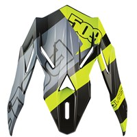 Altitude Replacement Visor - Lime