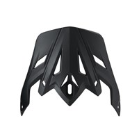 Youth Tenacity Replacement Visor - Black Matte