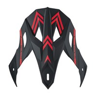 Force Replacement Visor - Red