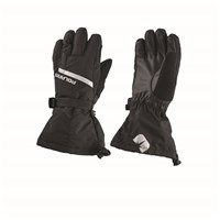 Youth Waterproof Snow Glove, Black
