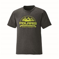 Men's Roseau Tee - Charcoal Heather